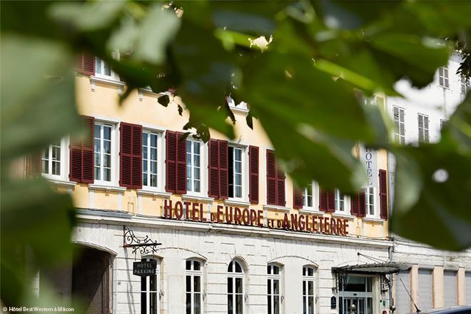 © Hôtel Best Western à Mâcon