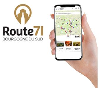 Appli Route71