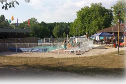Camping des bords de Seille