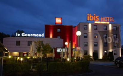 "Hôtel Ibis Europe - Restaurant ""Le Gourmand"""