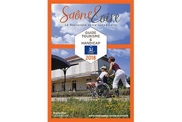 Brochures de l 39 office de tourisme de sa ne et loire - Office de tourisme saone et loire ...